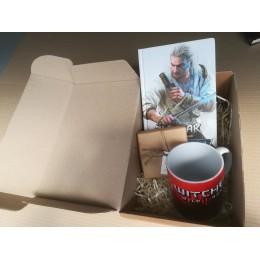 Подарунковий комплект «Відьмак»
