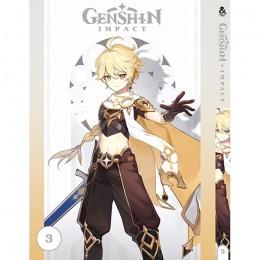 Genshin Impact том 3 / Геншин Импакт том 3